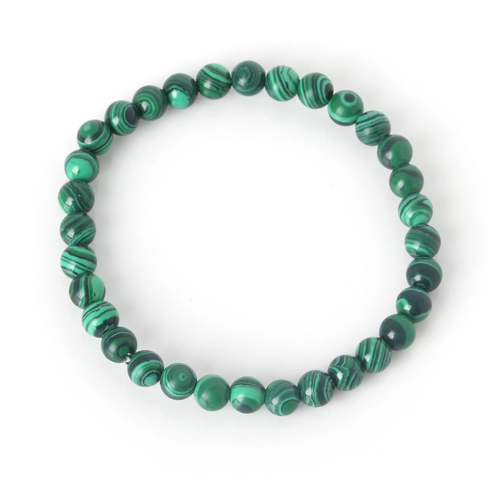 Malachiet armband Image